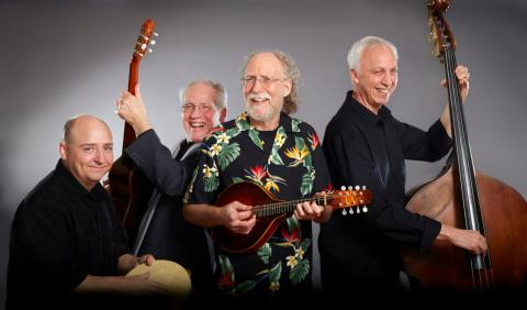 The Bernstein Bard Trio, Musicians for Montague Retreat Center