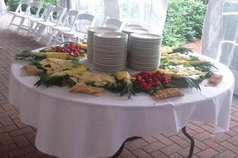 Smithsonian Caterers, Caterer for Montague Retreat Center