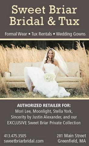 Sweet Briar Bridal & Tux, Bridal Shop for Montague Retreat Center