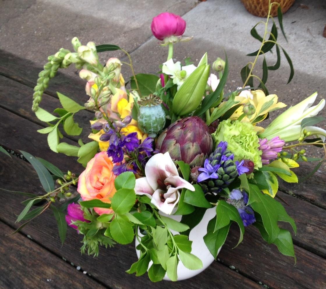 The Botaniste, Florist for Montague Retreat Center